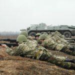На Рівненському полігоні триває підготовка військовослужбовців у резерві одної з бойових бригад Сухопутних військ