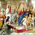 Чого навчає нас свято Входу Господнього в Єрусалим