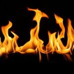 На Рівненщині у пожежі чоловік отримав термічні опіки