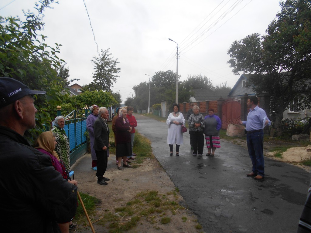 У Квасилові люди хочуть, щоб облаштували додаткову зупинку