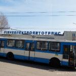 Рівненські тролейбусники найкращі в Україні