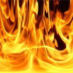На Рівненщині рятувальники ліквідували пожежу в приватному господарстві