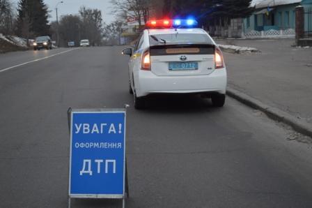 На Рокитнівщині водій збив на смерть пішохода та зник з місця події