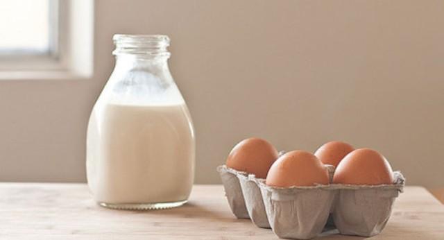Агропідприємства Рівненської області збільшили виробництво яєць та молока