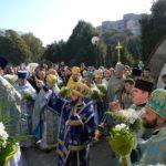 Храмове свято зібрало у Свято-Покровському соборі тисячі рівнян