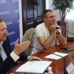 Представник Міноборони дізнавався, як на Рівненщині «лікують» від війни