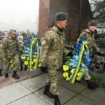 На Рівненщині вшанували пам'ять полеглих у роки Другої світової війни