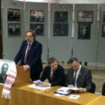 На Рівненщині відзначають ювілей дослідника Берестецької битви