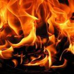 На Рівненщині горіли два автомобіля