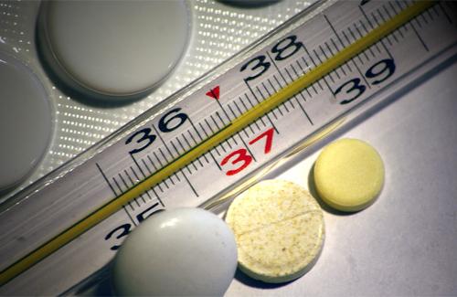 Хворих на грип в Рівненській області стає менше