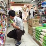 """У Рівному на крадіжці у супермаркеті """"попався"""" 19-річний юнак"""