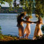 У районах Рівненщини відзначають стародавнє свято Івана Купала