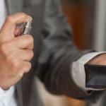 На Рівненщині чоловік поцупив парфуми вартістю понад тисяча гривень
