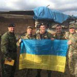 Дві сотні державних стягів замайорять над Луганщиною завдяки депутату Рівненської облради