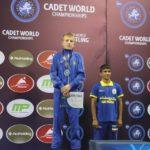 Борець з Рівненщини Владислав Кузько завоював срібло Чемпіонату світу серед кадетів