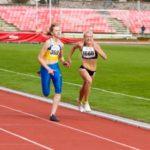 Вихованці Костопільського ліцею – срібні призери Чемпіонату України з легкої атлетики
