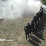 Молоді лейтенанти поліції Рівненщини пройшли навчання вумовах, наближених до бойових