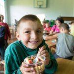 На Рівненщині діткам з школи-інтернату влаштували майстер-класи
