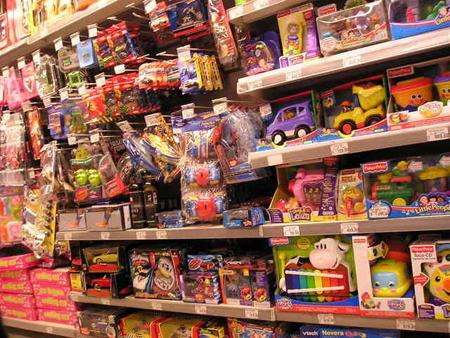 У рівненському гіпермаркеті виявили іграшки, які не відповідають вимогам технічного регламенту безпечності