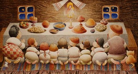 Традиції навечір'я Христового Різдва