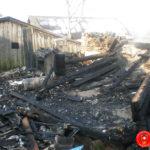 На Рівненщині у пожежі загинула пенсіонерка