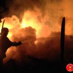 На Рівненщині у пожежі знову загинула людина