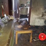 У Рівному в пожежі загинула жінка