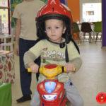 У Рівному на Масляну рятувальники організували для дітей святкову акцію «Безпека понад усе»