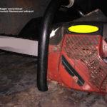 У Рівненському районі поліцейські з лісниками попередили розкрадання  дуба