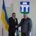 До Рівного завітав посол Угорщини