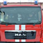 У Рівному рятувальники провели для дітей екскурсію до пожежно-рятувальної частини