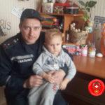На Рівненщині рятувальники допомогли дитині звільнитися із домашньої «пастки»