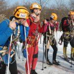 Рівненська команда взяла участь у Чемпіонаті України з лижного туризму