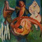 """У Рівному відбудеться відкриття виставки львівського художника Остапа Патика """"Магнетизм емоцій"""""""