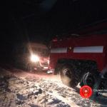 На Рівненщині швидка медична допомога  їхала на виклик і застрягла в сніговому заметі