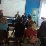 У Рівному презентували проект «Забезпечення гендерного паритету в політичному житті Рівненщини»