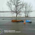 На Рівненщині у ДТП загинула жінка