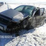 У ДТП поблизу рівного постраждав водій «Skoda Fabia»