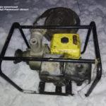 На Рівненщині вилучили екскаватор та обладнання для видобутку бурштину