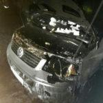 Вогнеборці врятували від знищення вогнем автомобіль