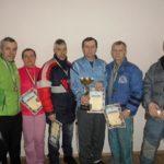 Ветерани Рівненщини здобули золото Чемпіонату України із поліатлону