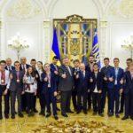 Здолбунівський одинадцятикласник зустрівся з Президентом