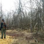 Два тижні роботи оперштабу на Рівненщині: півтонни бурштину, 31  мотопомпа, 21 автомобіль