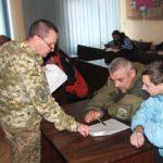 40 відсотків майбутніх контрактників з Рівненщини вже мають бойовий досвід в АТО