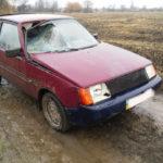 Поліцейські затримали нетверезого водія, який збив пішохода у  Рівненському районі