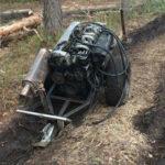 На Володимиреччині поліцейські вилучили три мотопомпи