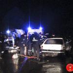 Після ДТП водія та пасажира довелось деблокували з понівеченого автомобіля
