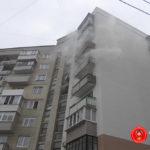 У Рівному під час ліквідації пожежі рятувальники евакуювали 20 мешканців