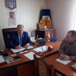 Голова РДА на Рівненщині виявив бажання піти добровольцем у зону АТО