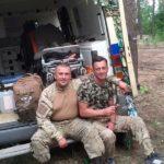 У Рівному завдано ножових поранень воїну АТО та його товаришу.